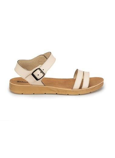 Polaris Sandalet Bej